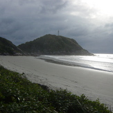 Praia do Farol, Ilha do Mel, PA, Prainha do Farol