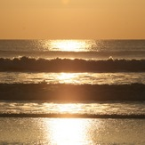 Sunset, Llangennith