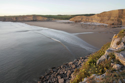 Southerndown Beach, South Wales photo