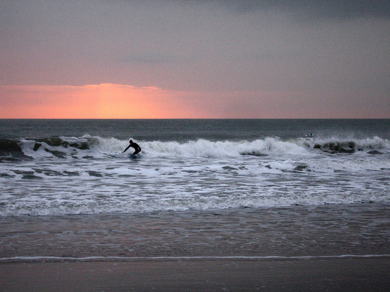 Llantwit Major Sunset Surf