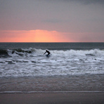 Llantwit Major Sunset Surf