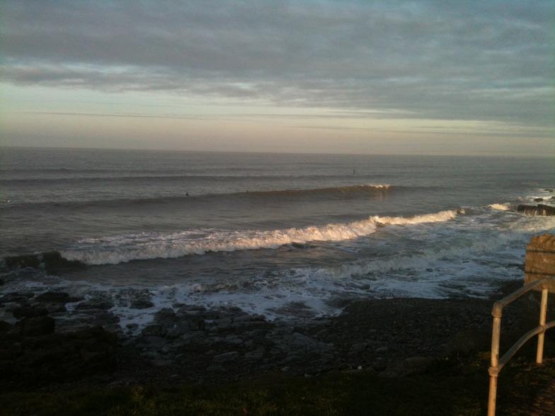 26th Jan 8am, Rest Bay