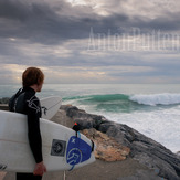 Pier view surf Varazze 09/11/2011 - Anton Puttemans