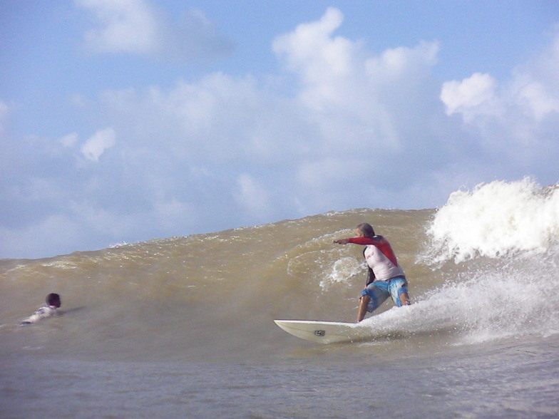 SURF BAIA FORMOSA, Pontal (Baia Formosa)