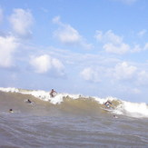 SURF EM BAIA FORMOSA, Pontal