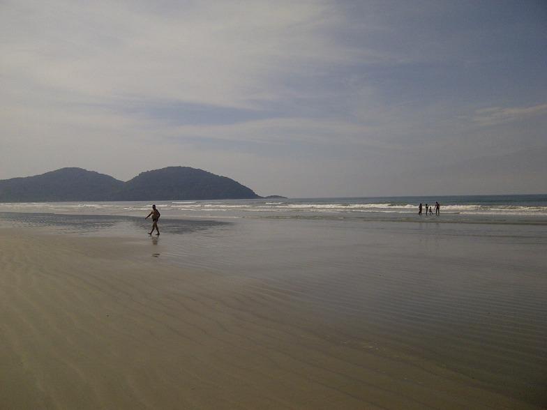LItoral norte de são paulo, Boracéia, são sebastião, Praia da Boraceia