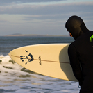 ready to surf, Strandhill