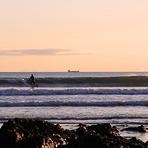 Winter surf, Ballycotton