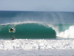 South Oz Beach break perfection, Secret Spot photo