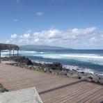 Praia Santa Barbara, San Miguel - Areias