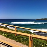 The Left of Stormie, Maroubra Beach