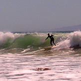 Finally Big Wave!, Topanga Point