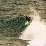 NME surf team rider Robbie Ledbetter, Pacific City/Cape Kiwanda