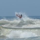 bonfil aerial, Playa Bonfil