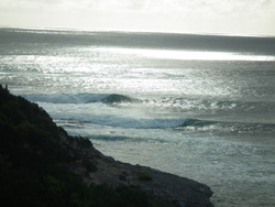 The point, Whites Reef photo