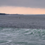 Morning Surf, Broad Cove