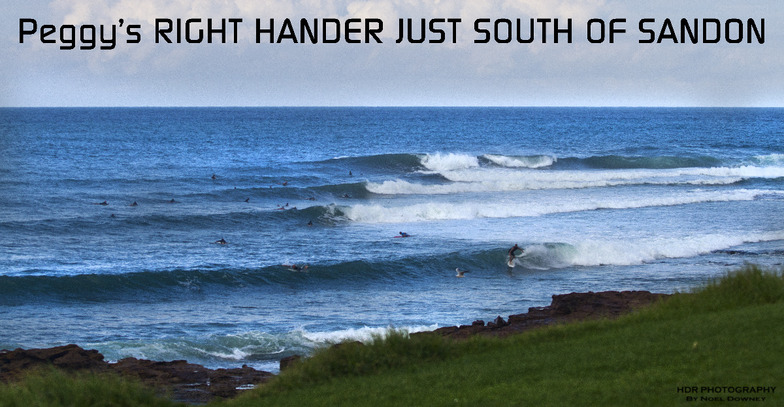 PEGGYS RIGHT HANDER JUST SOUTH OF SANDON