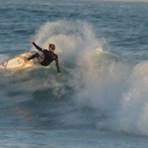 Surfing in Gouritsmond, Gourits Mouth