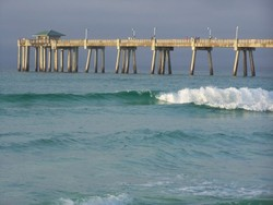 Okaloosa Island Pier (Ft. Walton), Fort Walton Beach photo