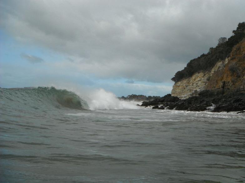 curl, Lauderdale Point