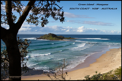 Green Island South Coast NSW photo