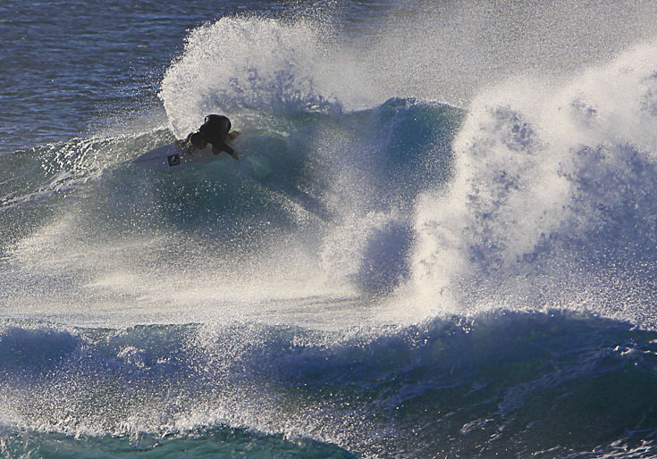 Ripping Bronte - Before Breakfast, Bronte Beach