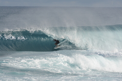 aganoa beach retreat surf guide - nick from NZ photo
