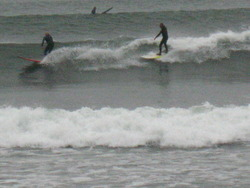 June 4th 2012 Lehinch, Lahinch Strand photo