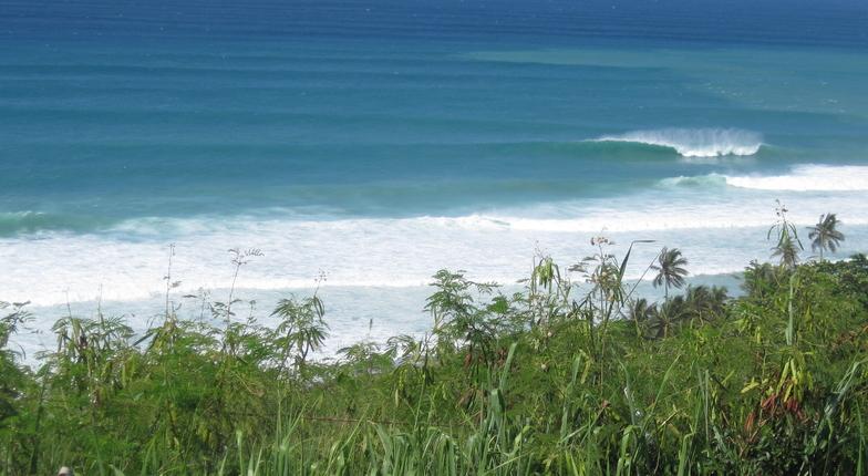 empty surfers, Surfers Beach