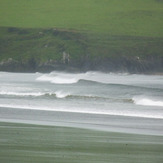 Storm swell, Newport