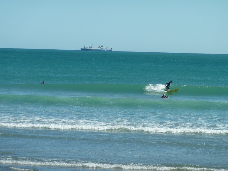 Water Crafts, Lyall Bay
