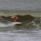 Racing the Lip, St Augustine Beach Pier