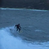about to perform a cutback, Tam O'Shanter