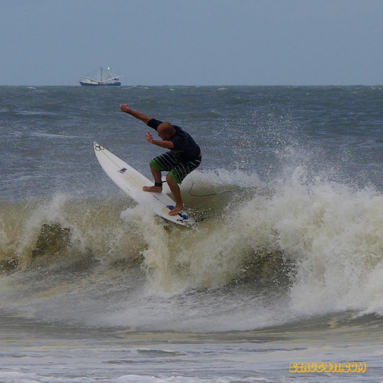 Floater, St Augustine Beach Pier