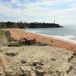 Nature vs Man constructions, Anglet - VVF