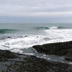 Kaihoka, south-west side, Fergusons Beach