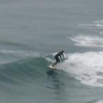 Rob at Kaihoka, Fergusons Beach