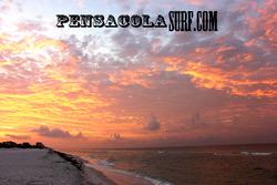 Thursday DP Report, Pensacola Beach photo