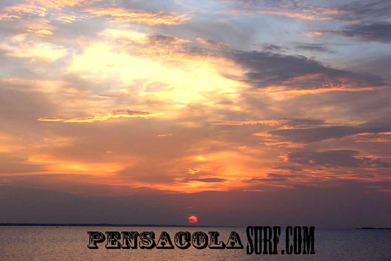 Sunrise, Pensacola Beach