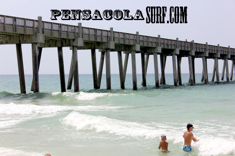 Wednesday Midday 08/01/12, Pensacola Beach