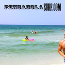 Thursday Midday August 2, 2012, Pensacola Beach