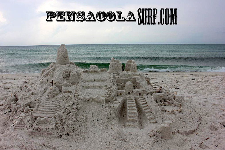 Thursday After-work Report 08/02/12, Pensacola Beach