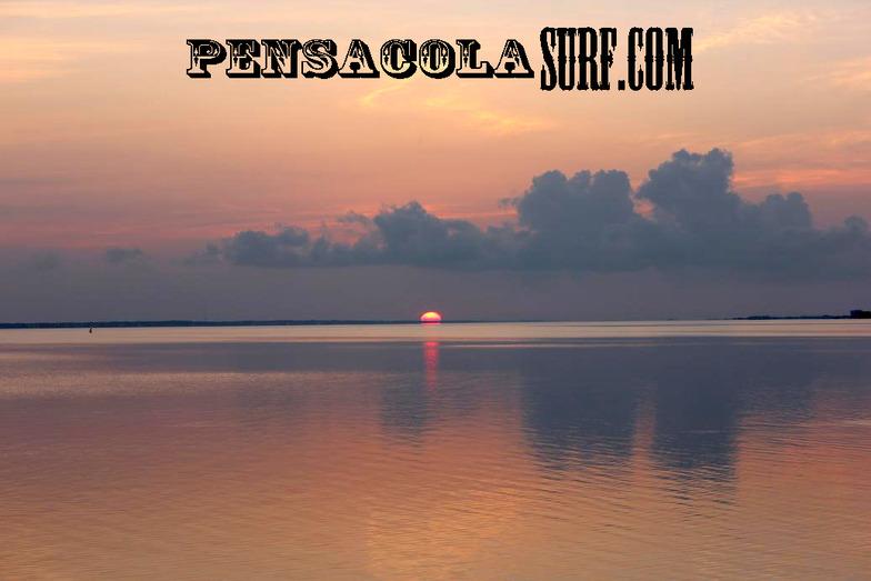 Friday Sunrise 08/03/12, Pensacola Beach