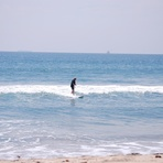 Small Summer Day at Bolsa Chica