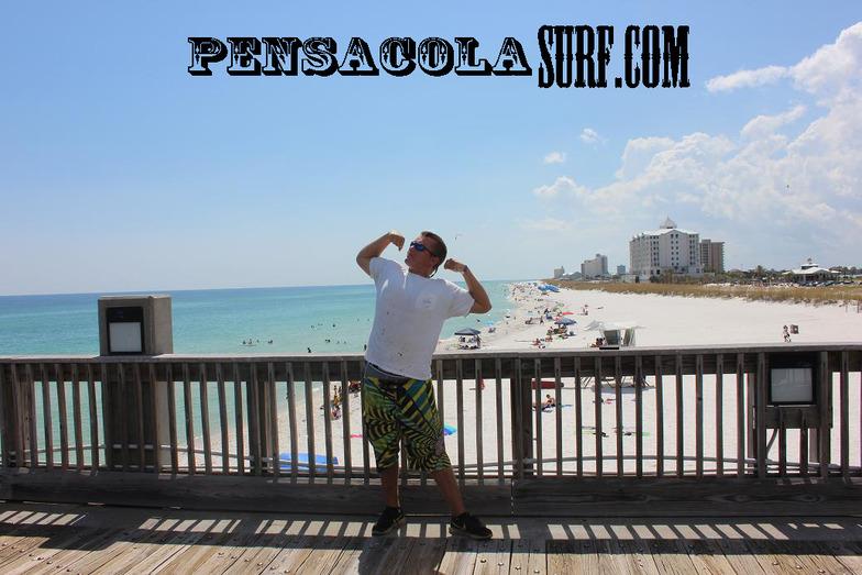 Sunday Afternoon 08/05/12, Pensacola Beach
