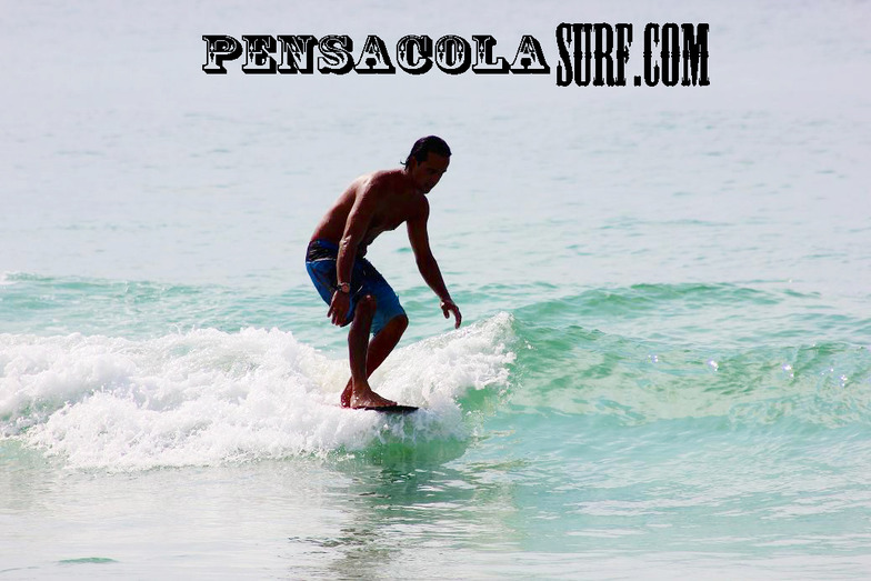 Wednesday Mid-Morning 08/08/12, Pensacola Beach