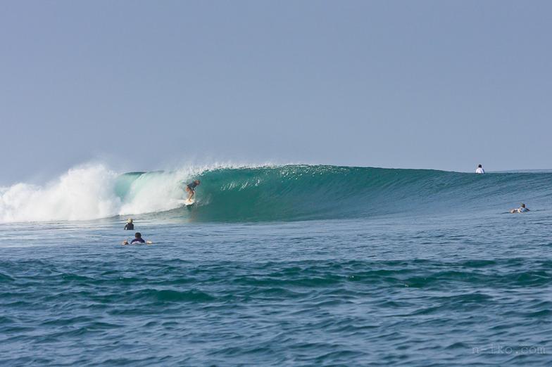 Surf Tours Nicaragua's home break!, Puerto Sandino
