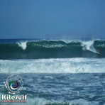 Puerto Escondido kitesurfing, Zicatela