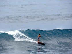 SUP Waves, Porto da Cruz photo