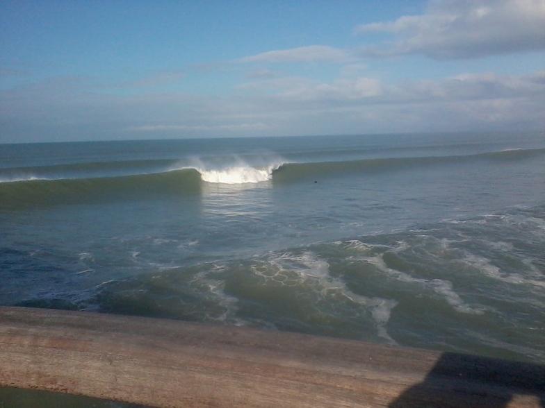 new brighton pier, New Brighton Beach